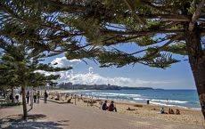 Пляж в районе Manly