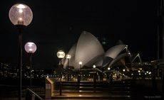 Ночной Opera House